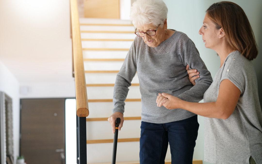 opieka nad osobami starszymi w irlandii